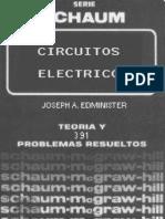 Circuitos Eléctricos -Edminister