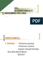 PERITONEU