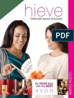 Achieve Through Success - Avon Upline Guide