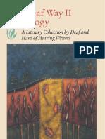 The Deaf Way II Anthology