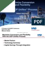 UOP Uniflex Heavy Oil Upgrading Paper