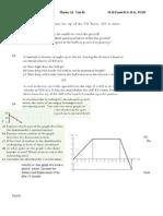 Tute 01 Physics