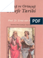 Erns Von Aster - İlkçağ ve Ortaçağ Felsefe Tarihi