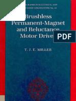 Brushless Permanent Magnet Motor Design