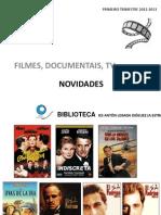 Novidades Nadal películas 2012