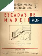 Escadas de Madeira III