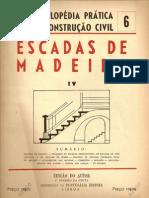 Escadas de Madeira IV