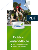 Radfahren im Emsland  - Emsland Route 2013