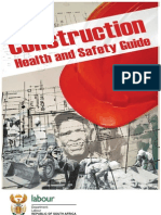 Useful Document - OHS - Construction - Health and Safety Guide - Part 1a