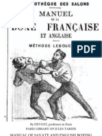 manual de savate