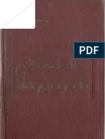 MANUAL DE LITURGIA SAGRADA Antoñana