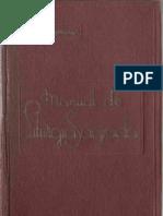 MANUAL DE LITURGIA SAGRADA Antoñana