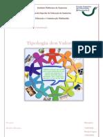 Tipologia de valores