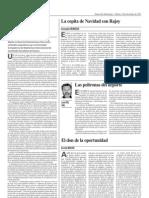 Diario Altoaragón. Vicente Lera
