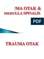 Cedera Otak Traumatik