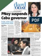 Manila Standard Today -- Wednesday (December 19, 2012) issue