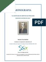 """MONOGRAFIA - """"EL SIGNIFICADO DE LIBERTAD QUE PROCLAMO FRANCISCO ANTONIO DE ZELA"""""""