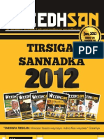Weedhsan 2012 Edition