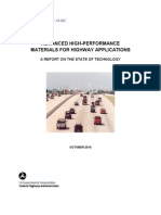 Advanced High-performance Pavement Materials - Fhwa - 2010 -Hif10002