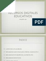Licencias de los materiales digitales y posibles usos en la docencia