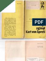 """""""Dlaczego zginął Karl von Spreti?"""""""