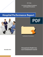 Hospital Performance Report