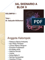 Kelompok 1 Tutorial a Blok 9