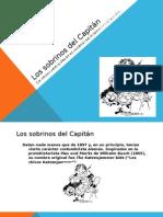Los sobrinos del Capitán-Horacio Germán García