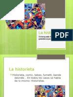 La historieta-Horacio Germán García