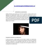 Depresion en la Adolescencia http://www.comosuperarladepresion.co/