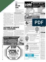 Petites annonces et offres d'emploi du Journal L'Oie Blanche du 19 décembre 2012