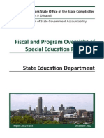Special Education Audit