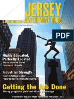 New Jersey Economic Development Guide 2013