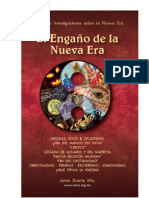 Libro El Engaño de la Nueva Era (2012)
