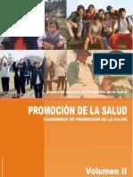 cuaderno  de  promocion de  la salud