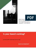2009-05-07 BB Board Effectiveness
