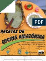 RECETAS AMAZONICAS