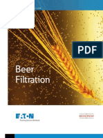 The perfect brew with Eaton's Beer Filtration Guide