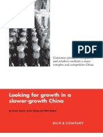 BB Looking for Growth in Slower Growth China
