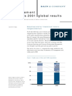 BB Management Tools 2001 Global Results