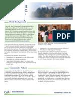 Net Social and Economic Benefit Analysis
