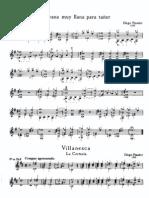 HISPANAE CITHARAE ARS VIVA - Early Spanish Guitar Music Antology (Ed Schott, Transc Pujol) (Chitarra)