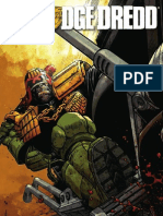 Judge Dredd #2 Preview