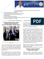 Assembly Member Kellner's December 2012 Newsletter