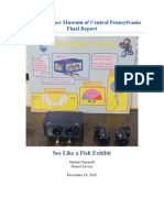 Final Report - See Like a Fish