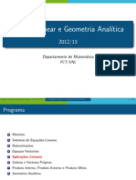 SlidesALGA-AplicLineares_2012_2013