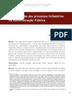 A fiscalização dos processos licitatórios na Adm Pública --1129-1