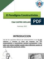 5 El Paradigma Constructivista