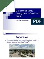 O Panorama do design de móveis no Brasil