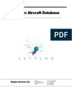 Aircraft Database